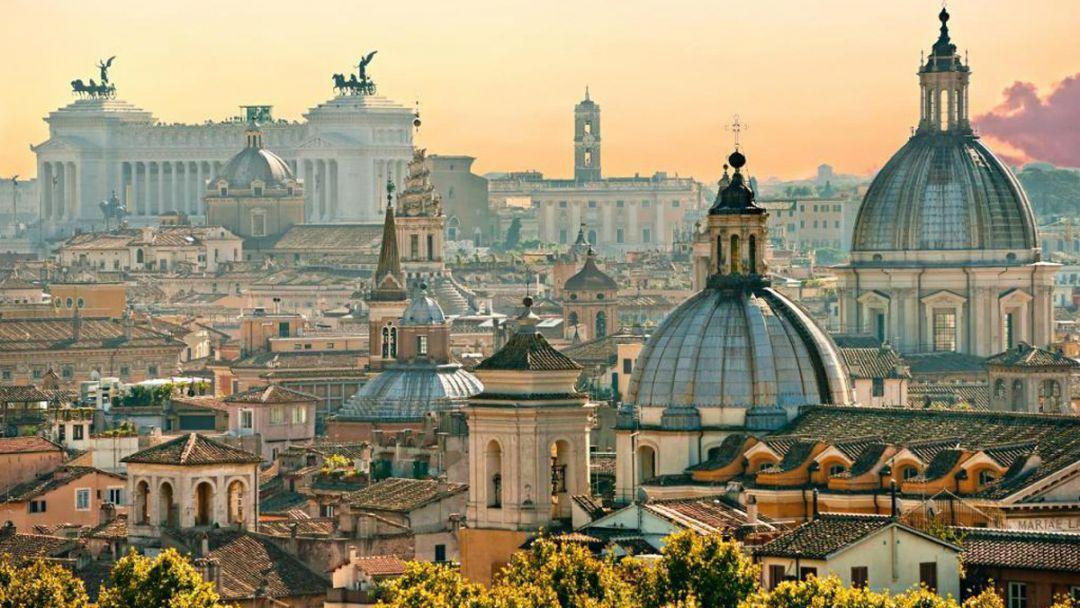 По государству Ватикан в Риме
