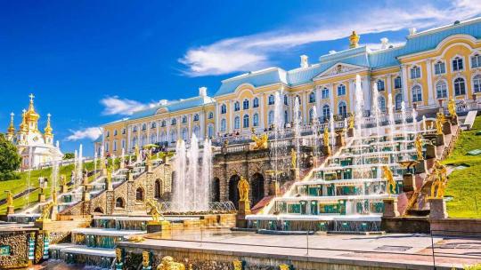 Экскурсия Индивидуальная экскурсия в Санкт-Петербурге