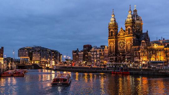 Экскурсия Прекрасный Амстердам по Амстердаму