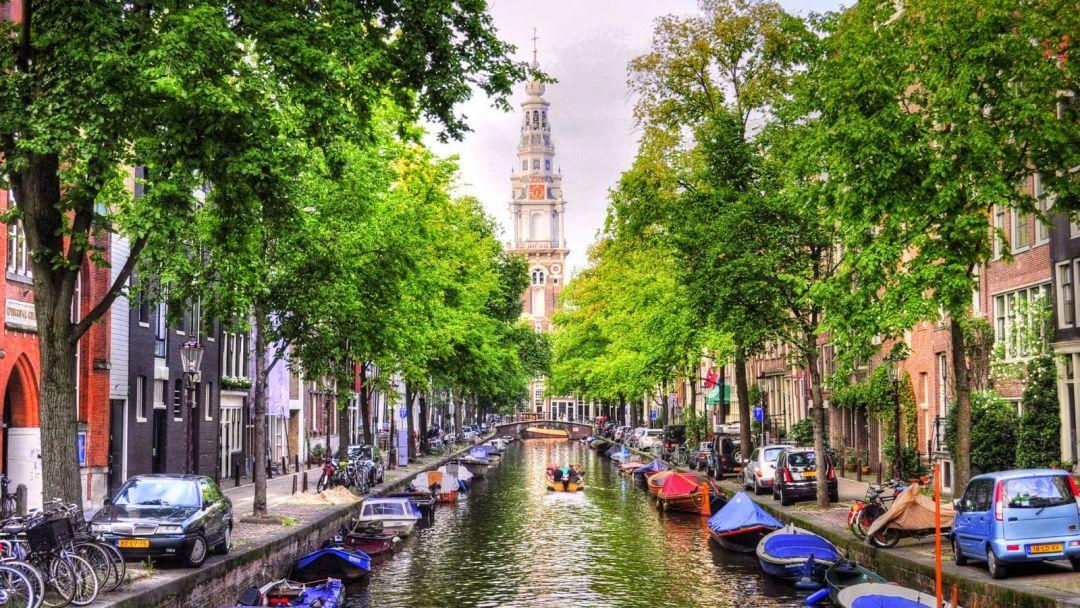 Прекрасный Амстердам - фото 2
