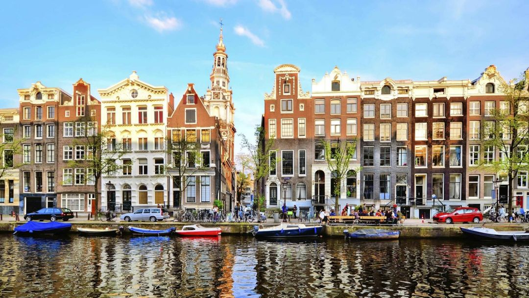 Прекрасный Амстердам - фото 3