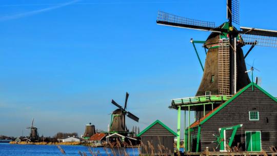 Экскурсия Голландия фольклорная - Заансе Сханс и Волендам по Амстердаму
