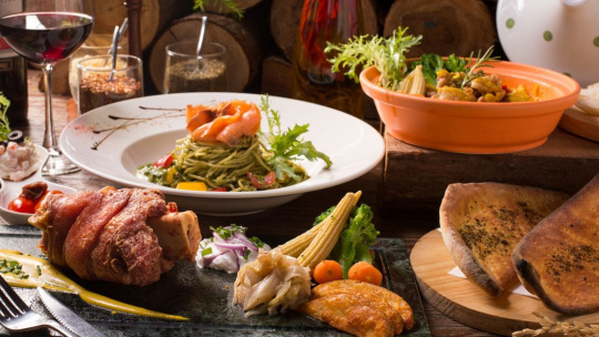 Экскурсия Голландская радость - кулинарные предпочтения