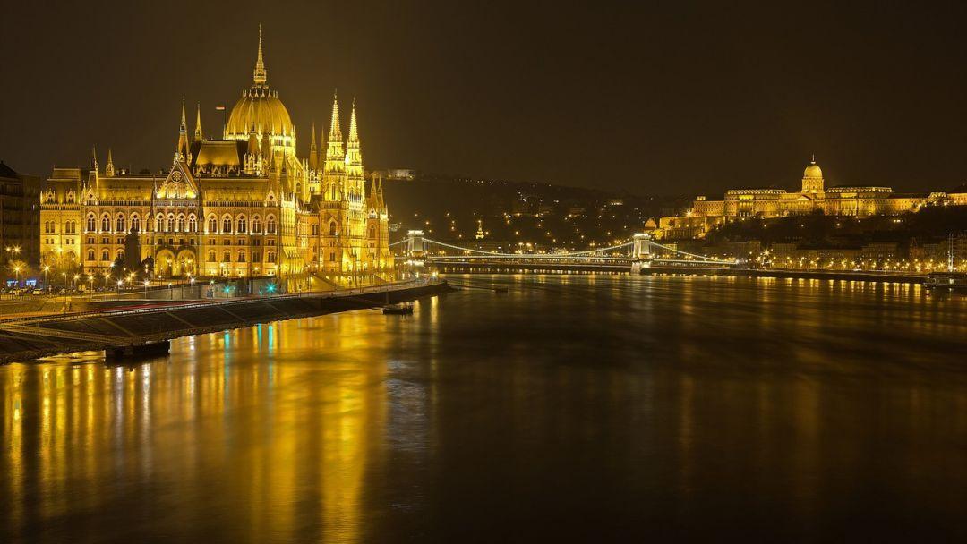 Речные панорамы Будапешта - фото 2