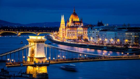 Речные панорамы Будапешта - фото 3
