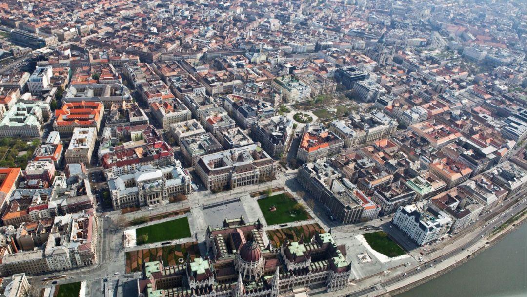 Экскурсия Полёт над Будапештом