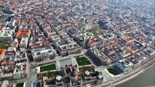 Экскурсия Полёт над Будапештом по Будапешту
