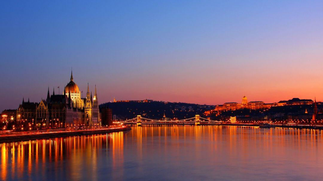 Экскурсия Лучшие панорамы Будапешта