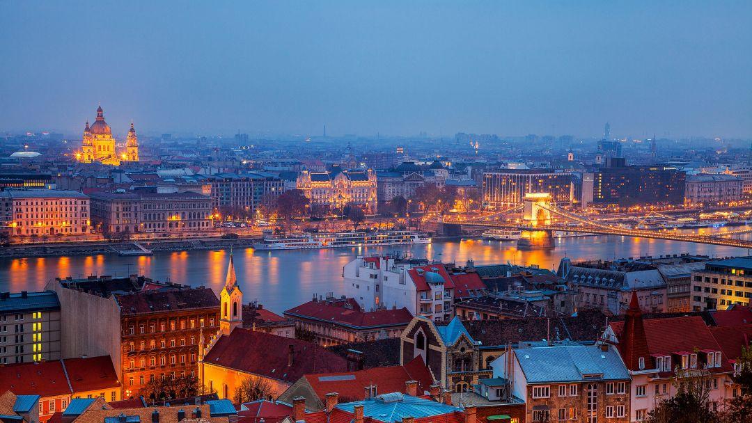 Лучшие панорамы Будапешта - фото 2
