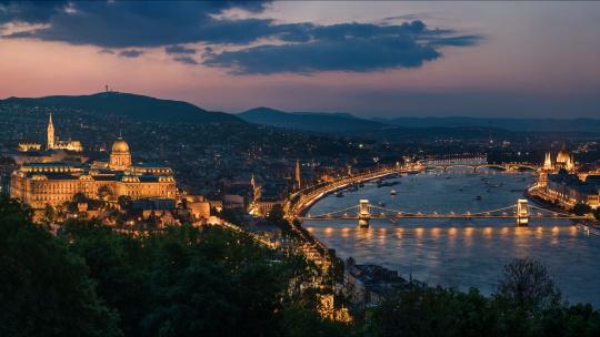 Лучшие панорамы Будапешта - фото 3