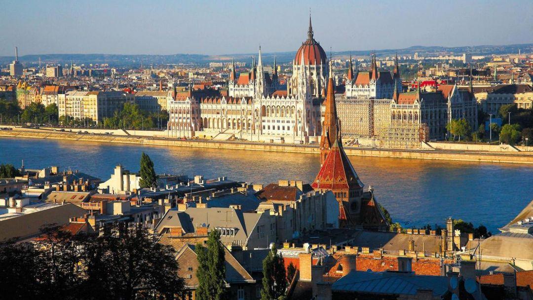 Экскурсия Обзорная по Будапешту