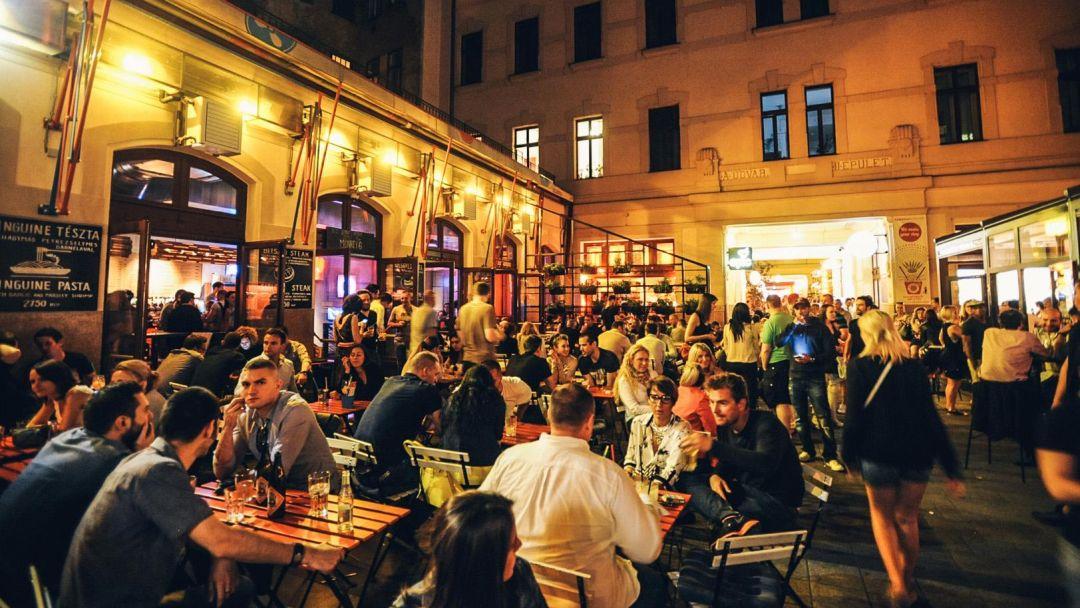 Тур по Барам Будапешта - фото 3