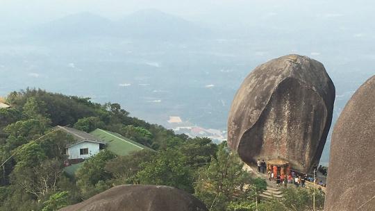 Гора Кхао Китчакут в Паттайе