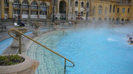 Экскурсия Термальный Будапешт по Будапешту