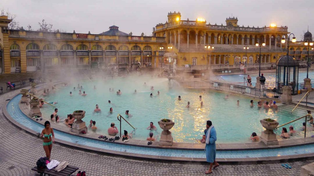 Термальный Будапешт - фото 2