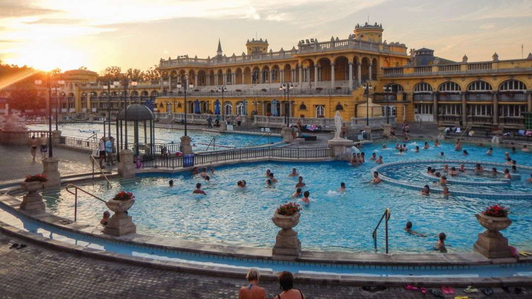 Термальный Будапешт - фото 3