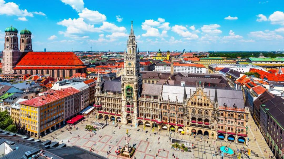 Экскурсия в Мюнхен - фото 4