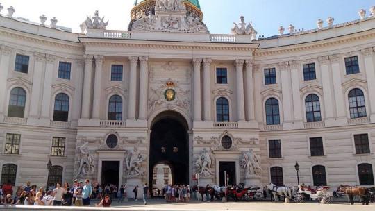 Экскурсия в город Вена из Праги - фото 2