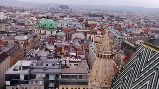 Экскурсия в город Вена из Праги - фото 4