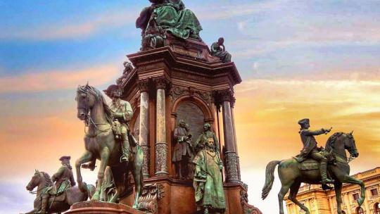 Экскурсия в город Вена из Праги - фото 8