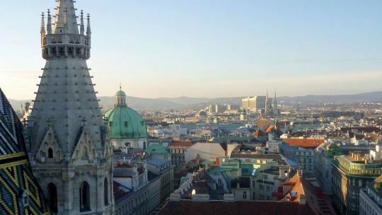 Экскурсия в город Вена из Праги - фото 11