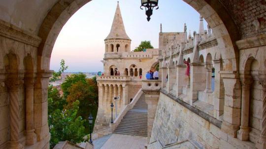 Вена, Будапешт и Братислава - фото 5