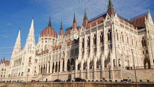 Вена, Будапешт и Братислава - фото 6