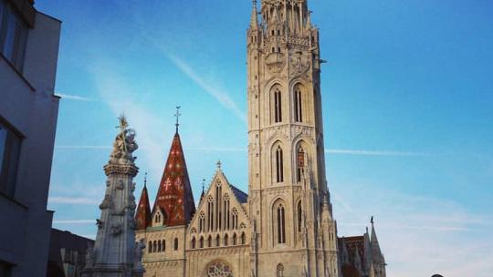 Вена, Будапешт и Братислава - фото 7