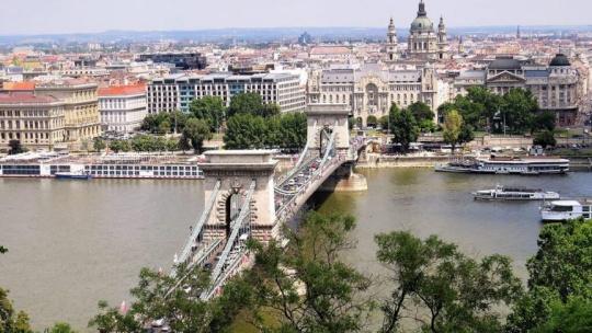 Вена, Будапешт и Братислава - фото 8