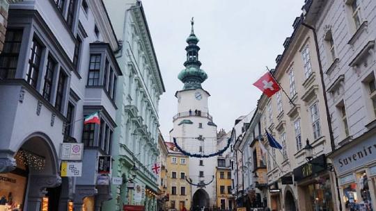 Вена, Будапешт и Братислава - фото 10