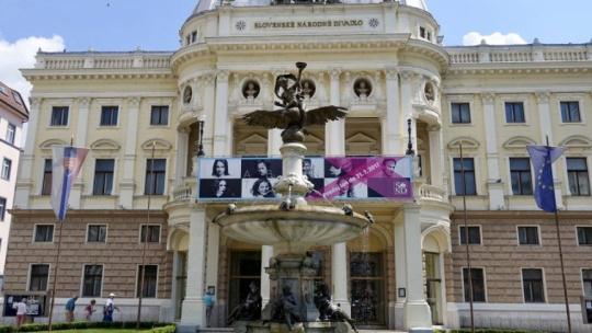 Вена, Будапешт и Братислава - фото 11