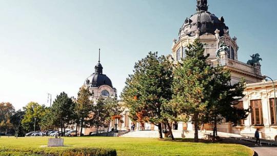 Вена, Будапешт и Братислава - фото 12