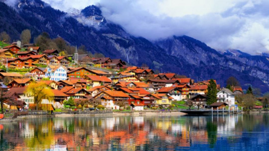 Экскурсия в Швейцарию - фото 8