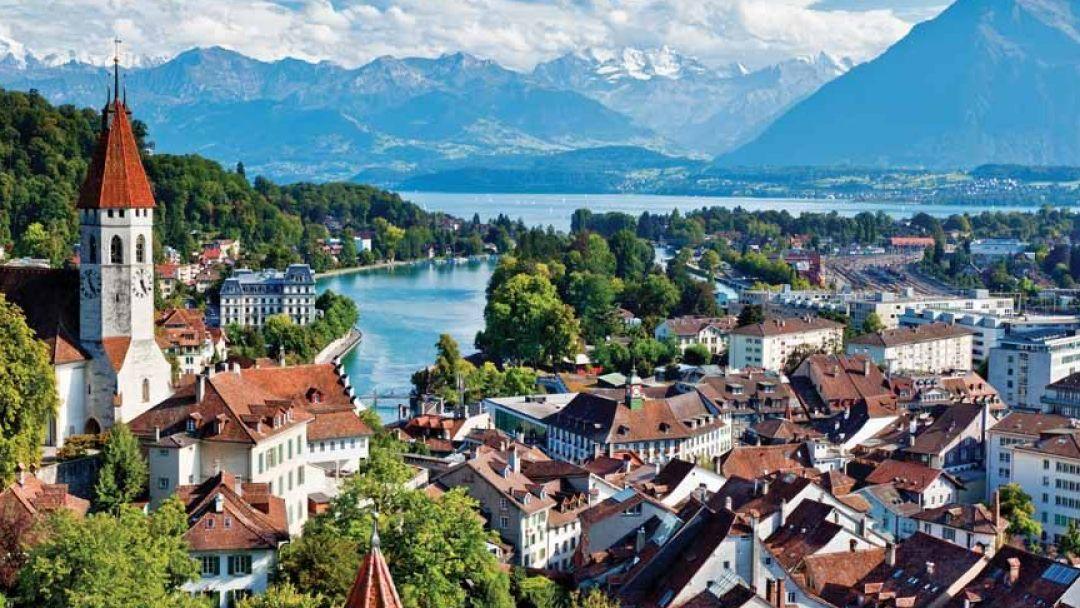 Экскурсия в Швейцарию - фото 9