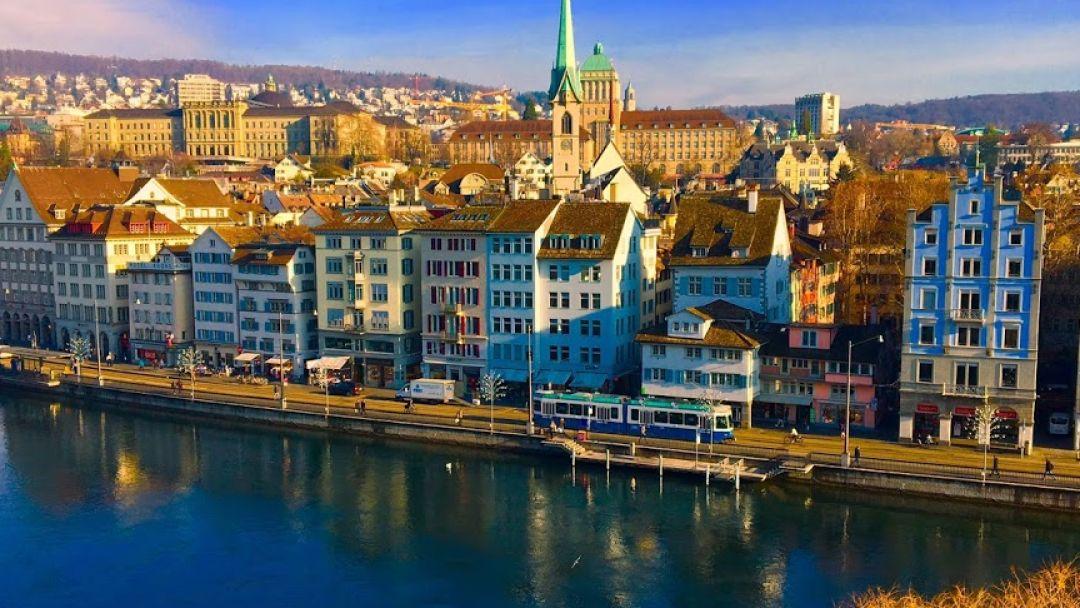 Экскурсия в Швейцарию - фото 10