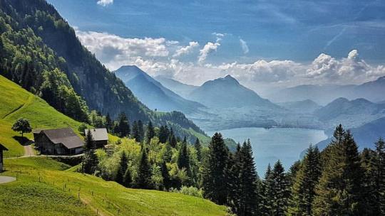 Экскурсия в Швейцарию - фото 11