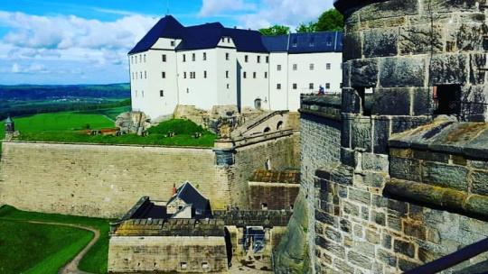 Экскурсия в Саксонскую Швейцарию - фото 7