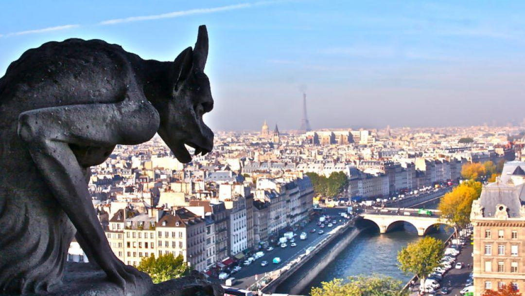 Экскурсия в Париж - фото 2
