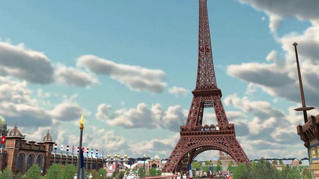 Экскурсия в Париж - фото 4