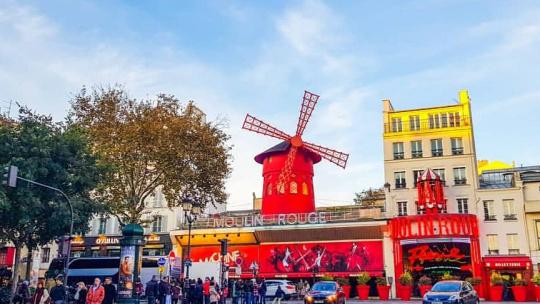 Экскурсия в Париж - фото 7