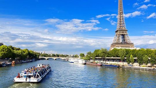 Экскурсия в Париж - фото 9