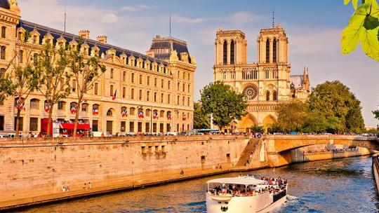 Экскурсия в Париж - фото 10