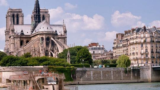 Экскурсия в Париж - фото 13