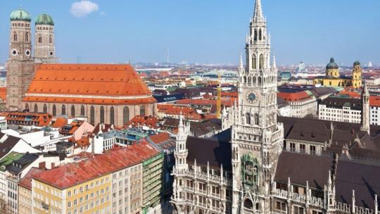 Мюнхен и замки Баварии - фото 4