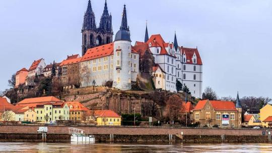 Город Майсен и замок Везенштайн - фото 4