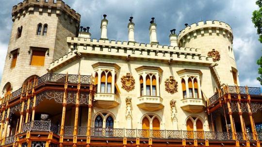 Чешский Крумлов и замок Глубока над Влатвой - фото 7