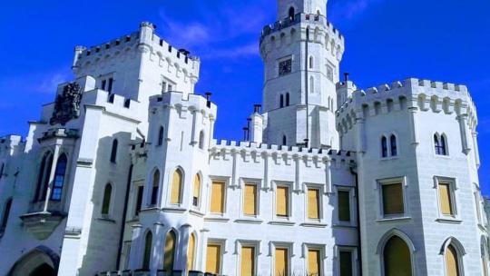 Чешский Крумлов и замок Глубока над Влатвой - фото 8