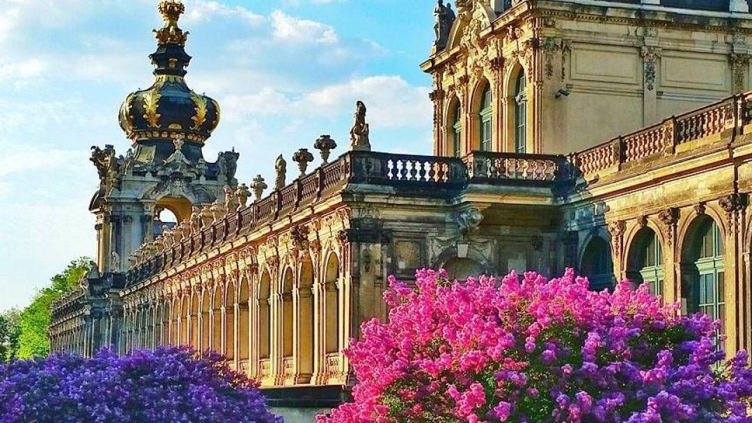 Дрезден из Праги - фото 4