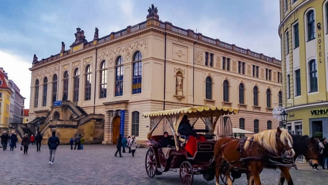 Дрезден из Праги - фото 5