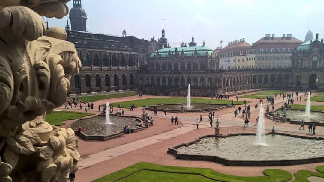 Дрезден из Праги - фото 6